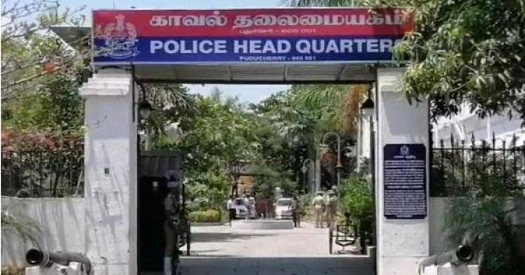 Pondy Policemen suspended for bribing from couple