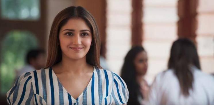 Yuvarathnaa Dialogue Teaser Puneeth Rajkumar Sayyeshaa Thaman S