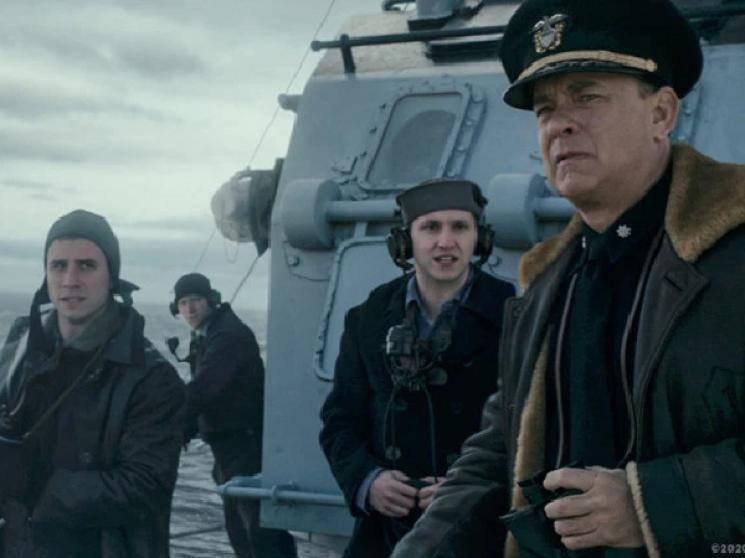 Tom Hanks Greyhound International trailer released Aaron Schneider
