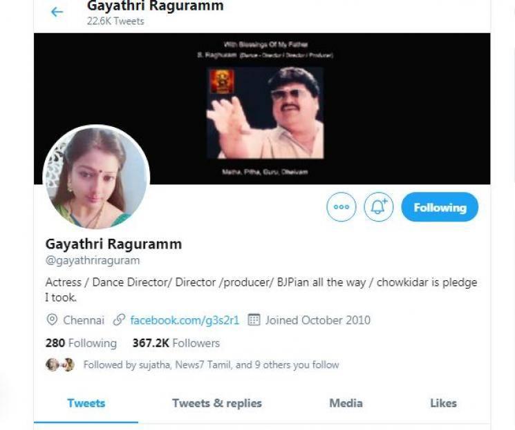 Master vijay sethupathi speech gayathri raghuram