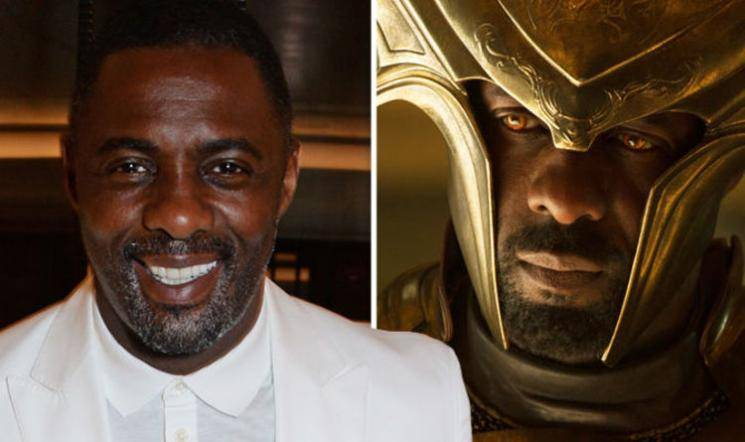 Avengers and Thor actor Idris Elba shares video about coronavirus The Suicide Squad