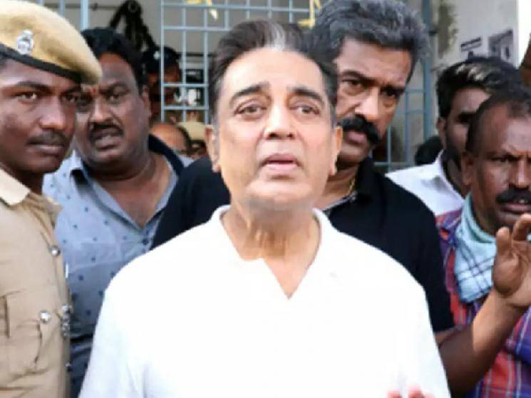 Kamal Haasan alleges Police torture in Indian 2 shooting spot accident case