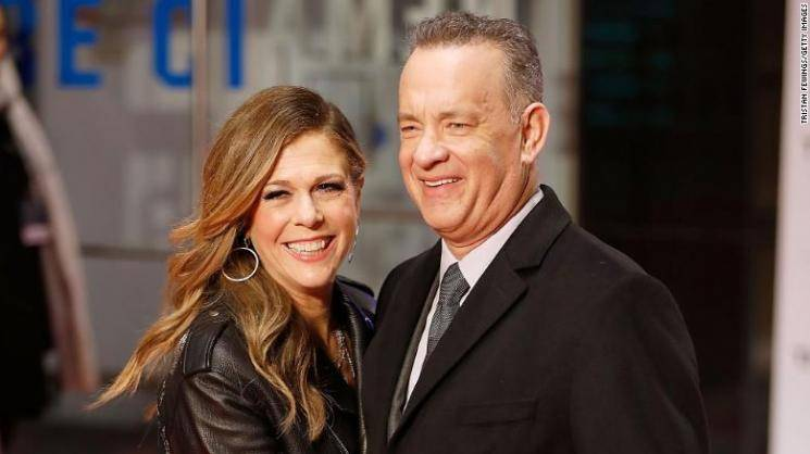 Tom Hanks and wife Rita Wilson released from the hospital after coronavirus diagnosis