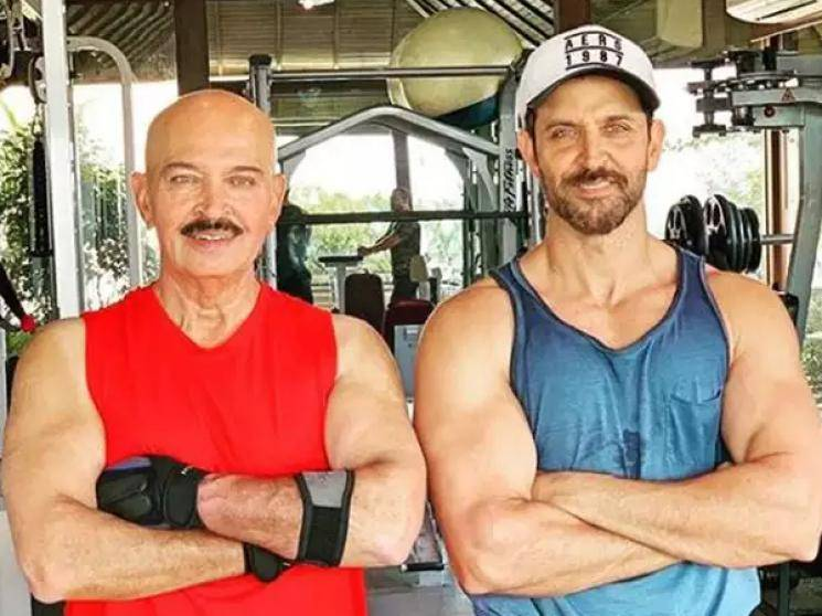 Hrithik Roshan father Rakesh slams Eros International for Corona Pyaar Hai title