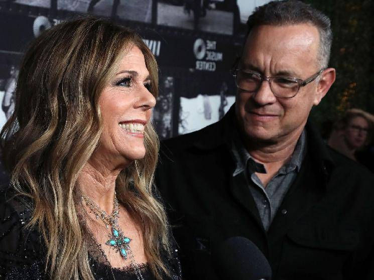 Corona affected Tom Hanks shares positive and negative news