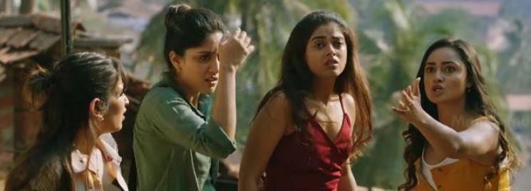 Anukunnadi Okkati Ayinadi Okkati | Title Song Video | Danya Balakrishna, Komalee Prasad