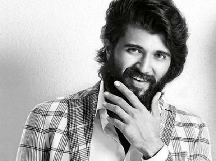 Vijay Deverakonda becomes Hyderabad Most Desirable Man 2019