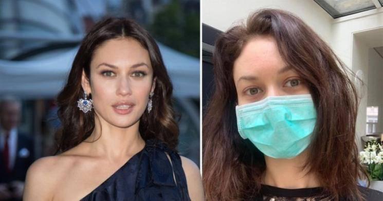 List of actors and actresses diagnosed with coronavirus Olga Kurykenko