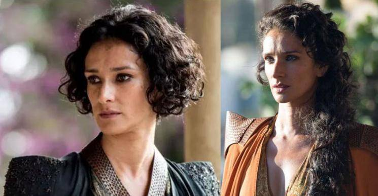 List of actors and actresses diagnosed with coronavirus Indira Varma