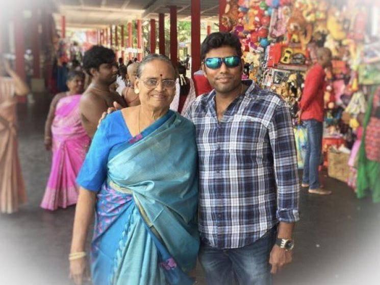 Indian 2 cinematographer Randy Rathnavelu mother passes away
