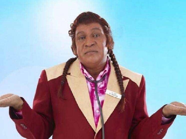 Vaigai Puyal Vadivelu fake account created on Twitter