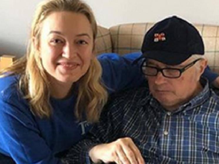 Transformers Actor Sophia Myles father loses life to Corona Virus