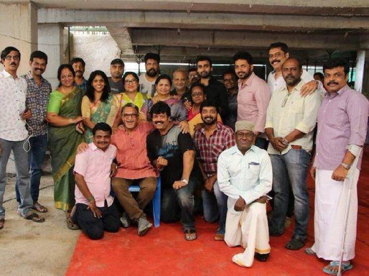 South Indian Artistes Association requests public to donate