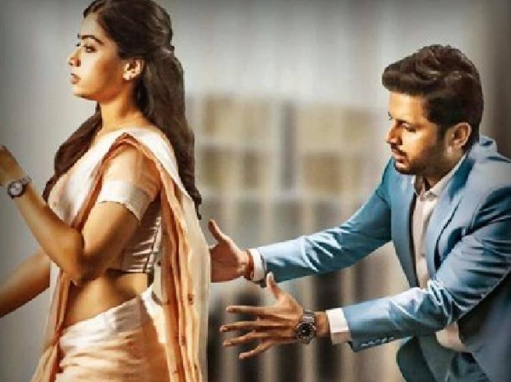 Karan Johar to remake Nithiin Rashmika Mandanna Bheeshma in Hindi