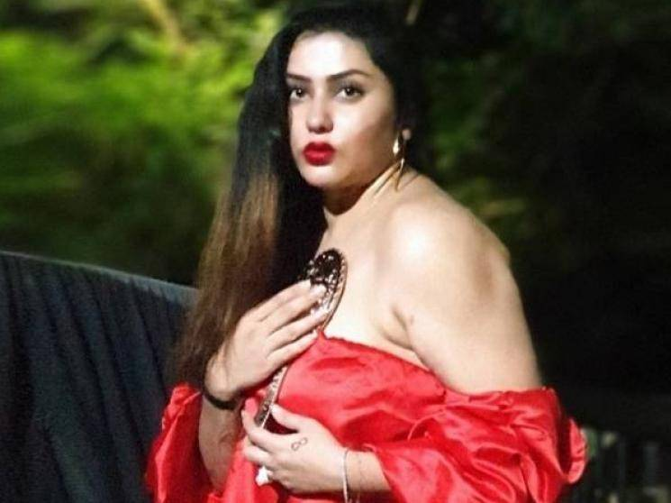Namitha voices against caging animals and zoos