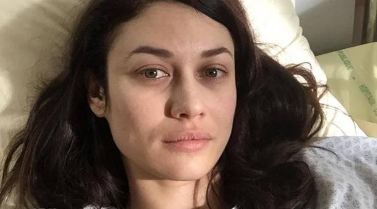 James Bond actress Olga Kurylenko recovers from coronavirus quantum of solace