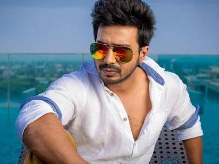 Vishnu Vishal asks people to set self goals during Corona lockdown
