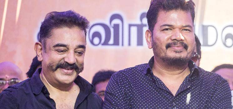 kamal haasan and shankar