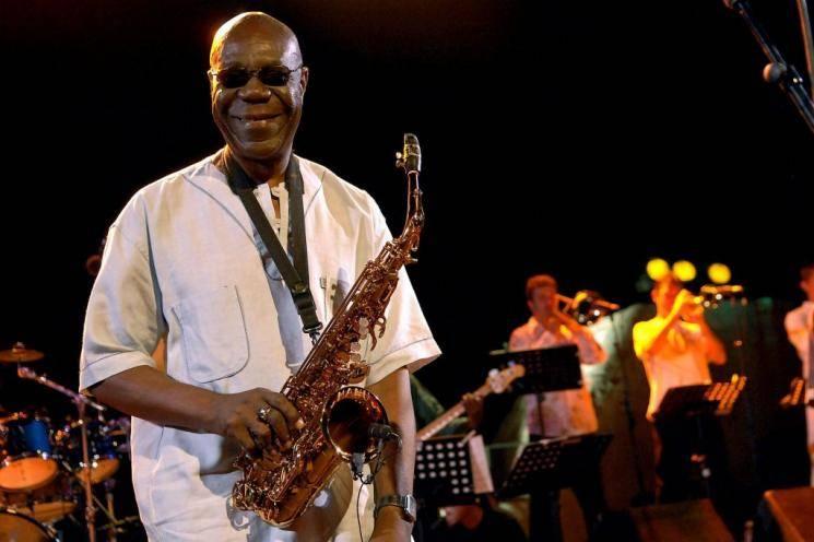 African saxophone legend Manu Dibango dies due to coronavirus