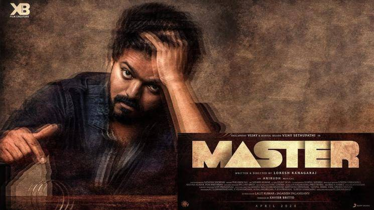 Thalapathy Vijay Vaathi Coming song in Master hits 100 million on Tik Tok Anirudh