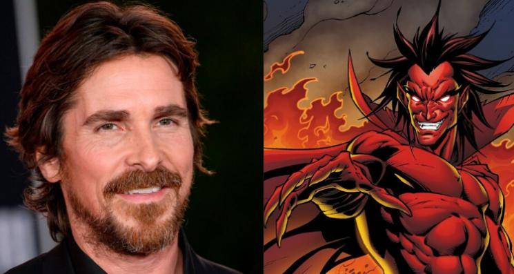 Batman actor Christian Bale character details in Marvel Thor Love and Thunder Chris Hemsworth Natalie Portman
