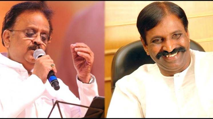 SPB Vairamuthu song to cheer up fans from coronavirus
