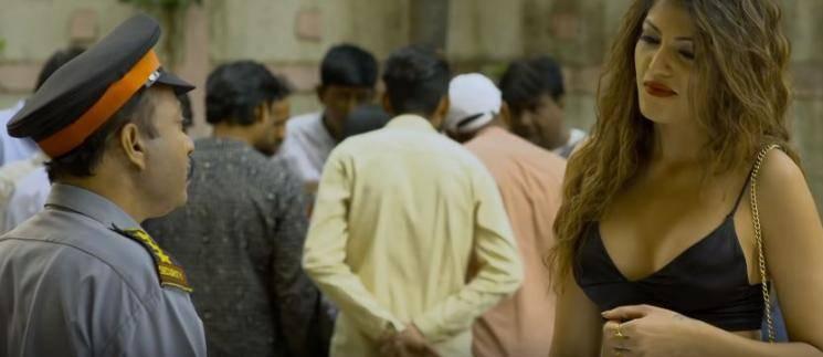 Action heroine Akanksha Puri Simran Lost Soul Trailer PrimeFlix