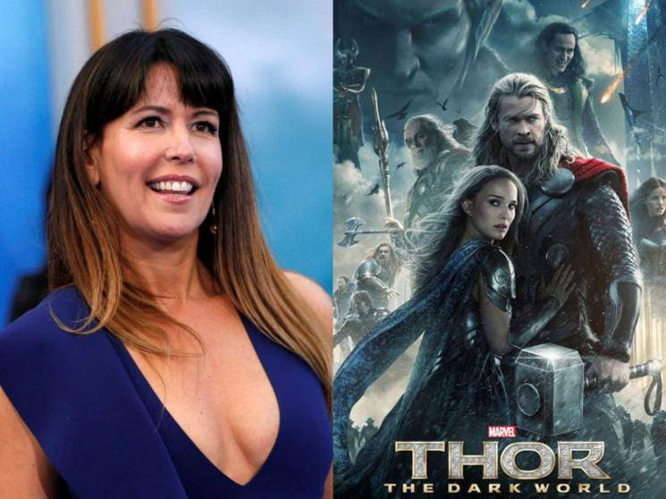 Wonder Woman 1984 director Patty Jenkins rejecting Thor Dark World Chris Hemsworth Gal Gadot Natalie Portman DCEU MCU