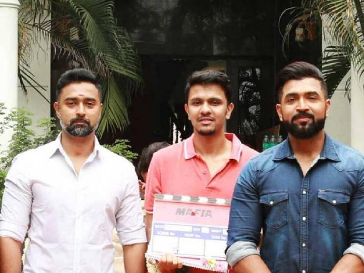 Arun Vijay Prasanna Mafia director Karthick Naren decoding