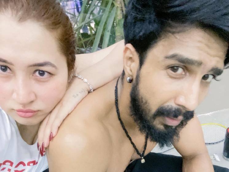 Vishnu Vishal social distancing response to girlfriend Jwala Gutta