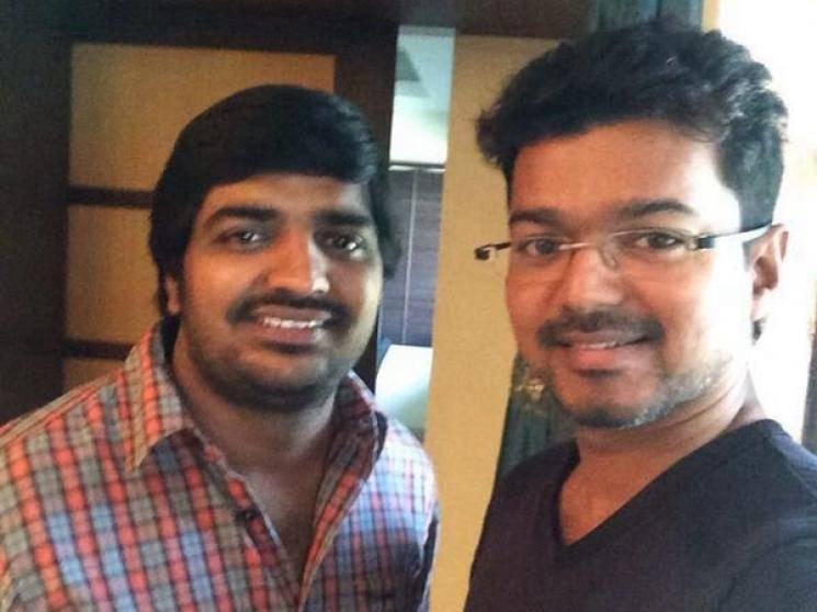 Sathish tweets about watching Master on TV Thalapathy Vijay Chiranjeevi