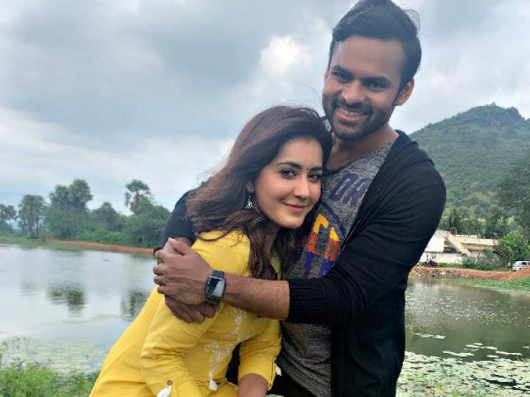 Raashi Khanna shares new video of herself singing