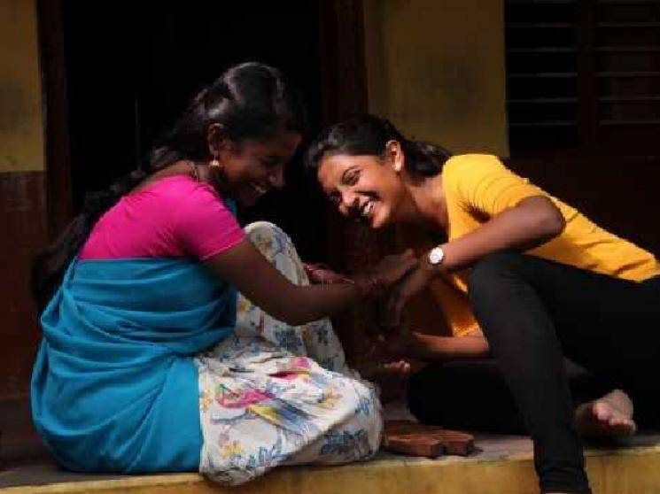 Sillu Karupatti Nivedhithaa Sathish next Sethum Aayiram Pon Netflix