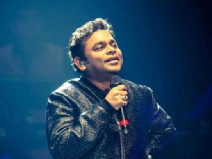 Govind Vasantha creates dedication for AR Rahman Vidyasagar fusion
