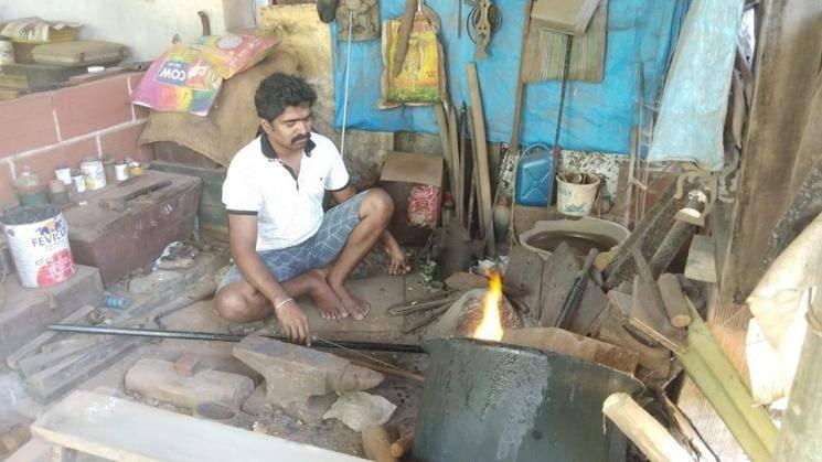 KGF music director Ravi Basrur blacksmith coronavirus lockdown