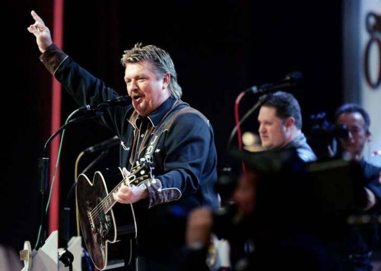 Country Singer Joe Diffie dies two days positive coronavirus