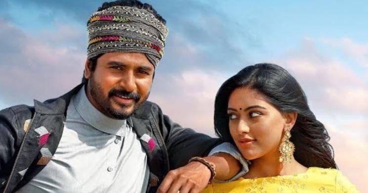 Sivakarthikeyan Gaanda Kannazhagi video song 100 million views D Imman
