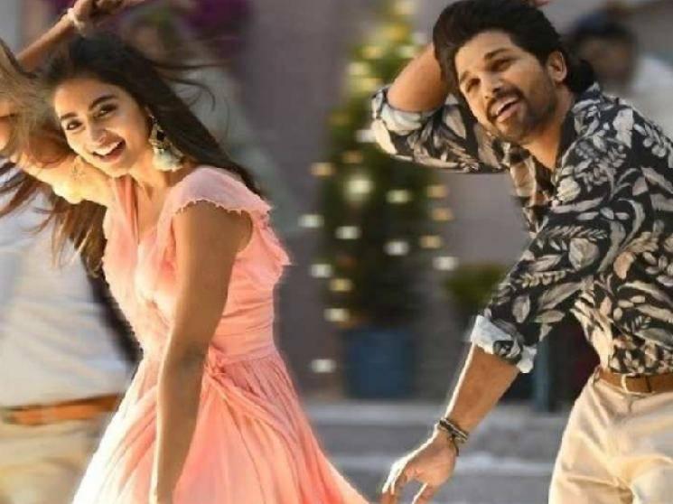 Disha Patani becomes latest fan of Allu Arjun dance moves Butta Bomma