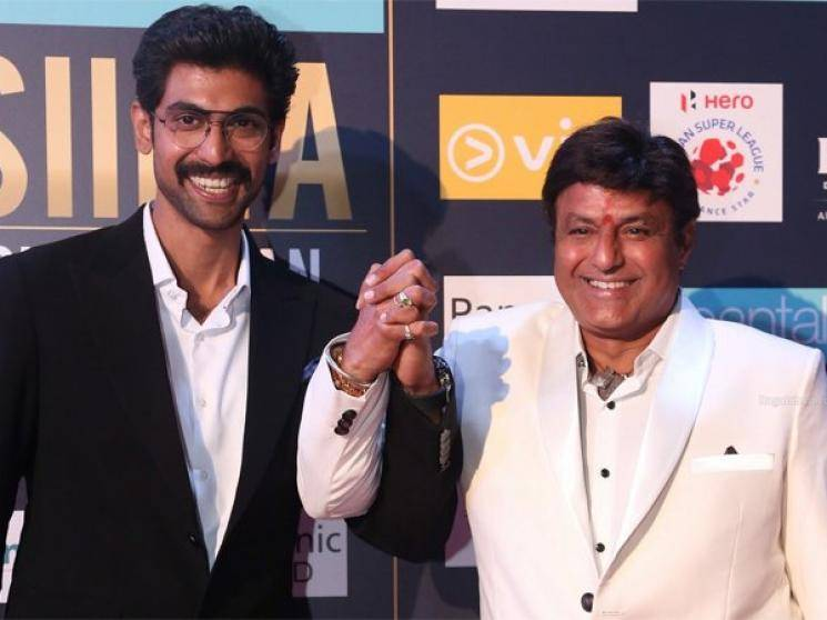 Rana Daggubati Balakrishna may act together in Malayalam remake