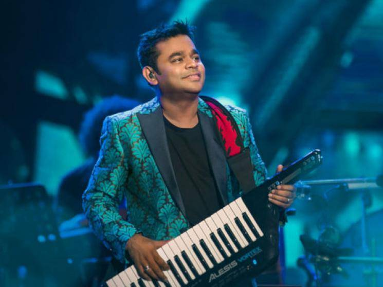 AR Rahman pens heartfelt note thanking healthcare professionals