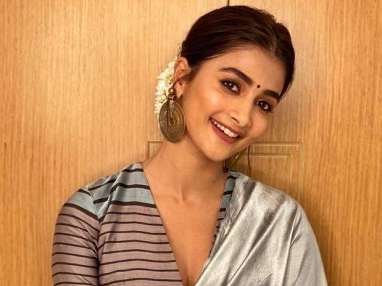 Pooja Hegde says she loves her job calls Superstar Rajinikanth Legend