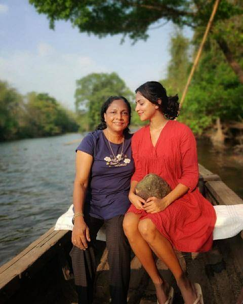 Amala Paul opens up on life after her father death