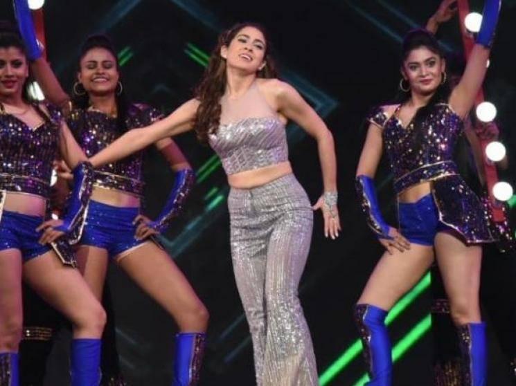 Dhanush Atrangi Re Sara Ali Khan rocks in dance video