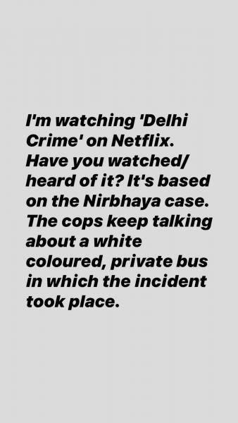 Shraddha Srinath talks disturbring college days travel experience