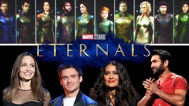 Marvels Studios new release dates for seven superhero films the eternals