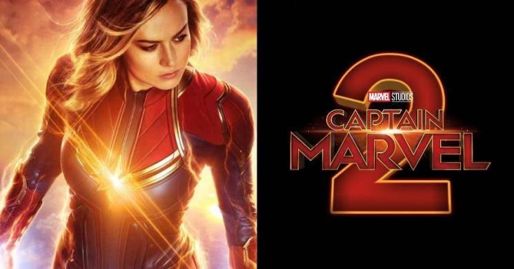 Marvels Studios new release dates for seven superhero films captain marvel 2 brie larson