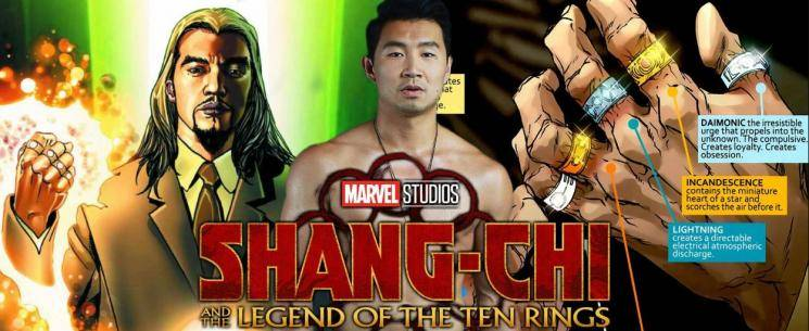 Marvels Studios new release dates for seven superhero films shang chi and the legend of the ten rings
