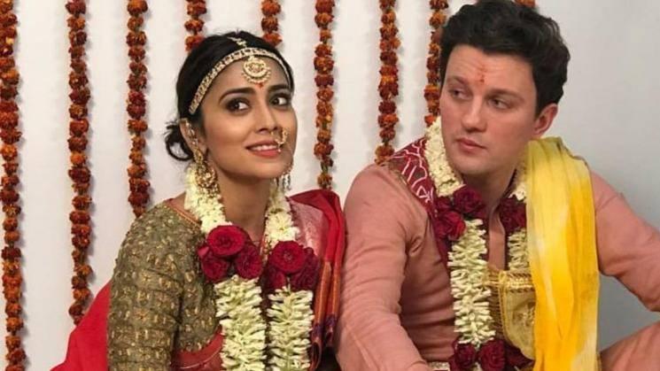 Shriya Saran dishwashing challenge to married men