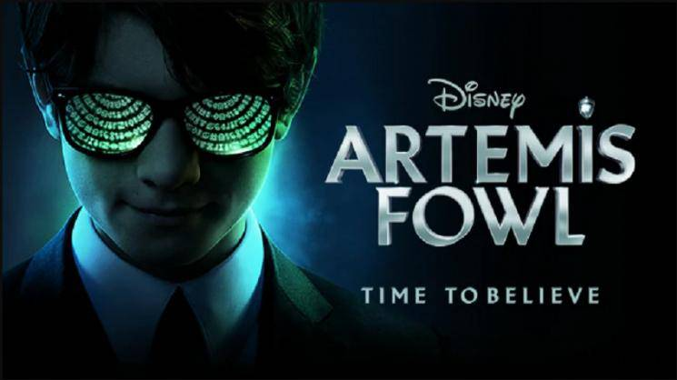 Disney Plus Artemis Fowl