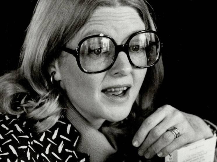 Actress Journalist Writer Patricia Bosworth dies due to Corona Virus